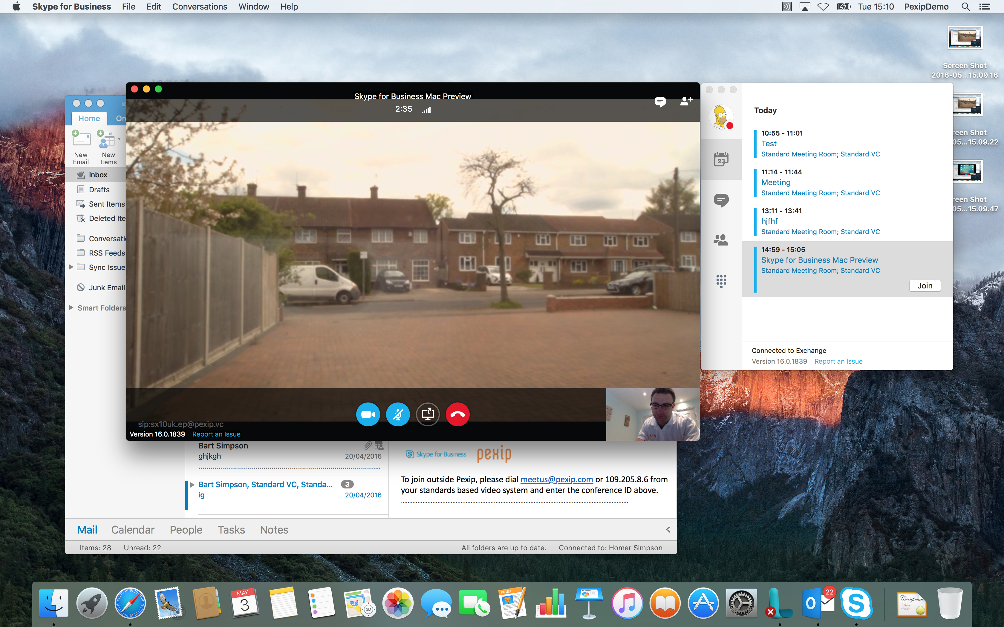Skype for business mac preview 1 graham walsh blog screen shot 2016 05 03 at 151023 ccuart Choice Image