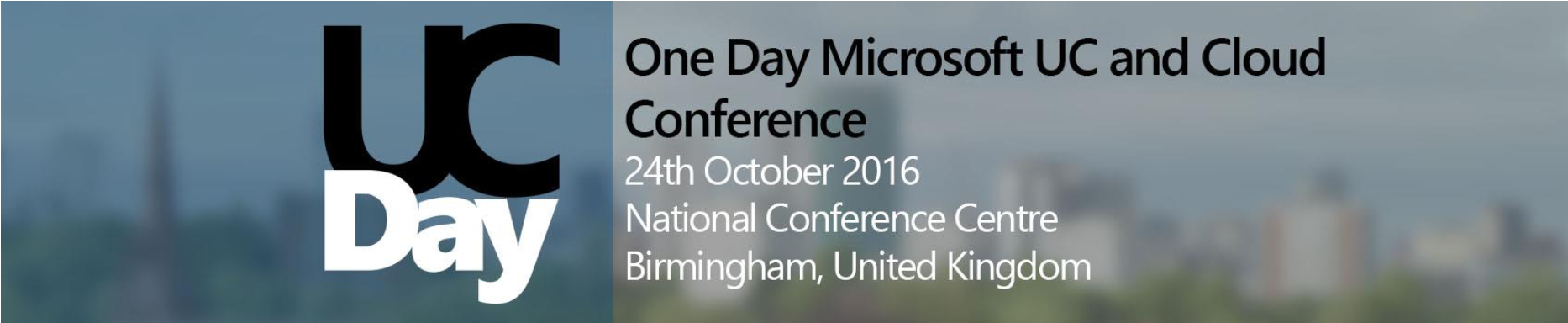 uc and cloud day 2016