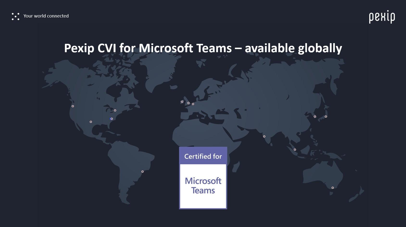 Microsoft Teams - Comparing Cloud Video Interop Services