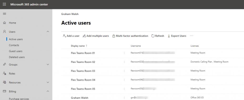 O365 Users